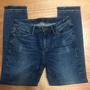 Lucky Brand Hayden Crop Jeans